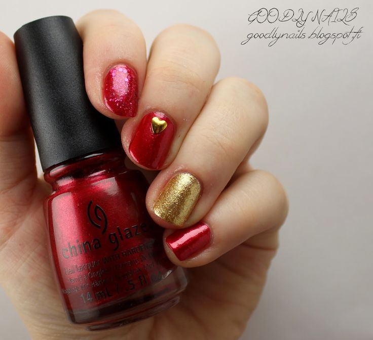 Goodly Nails: Joulukynnet