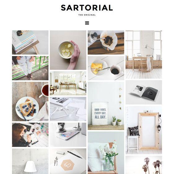 Blogger Template Sartorial Design LayoutsDesign DesignWordpress