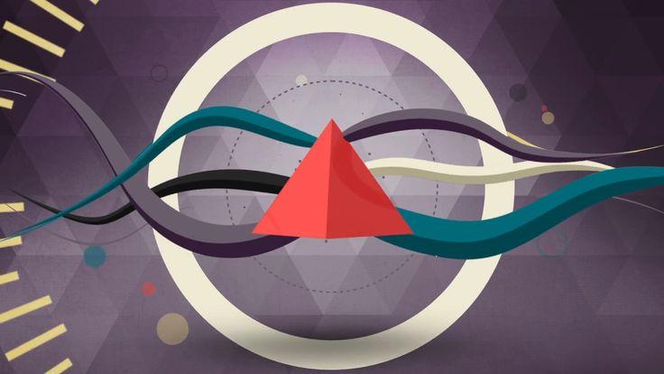 Motion Shapes - Animated Shape Elements  [ Motion Graphics ]