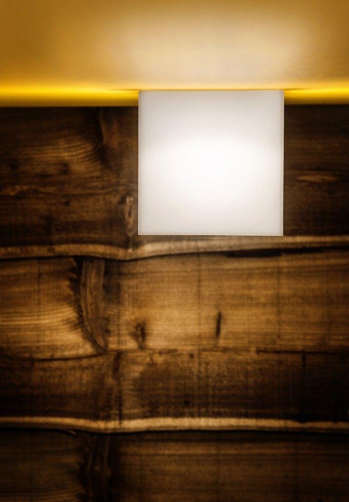 Beetle AP LED white wall/ceiling by Studio Italia Design