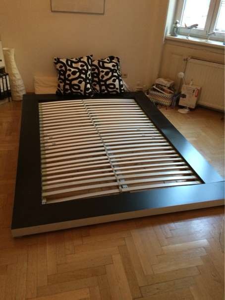 die besten 25 futon bett ideen auf pinterest. Black Bedroom Furniture Sets. Home Design Ideas