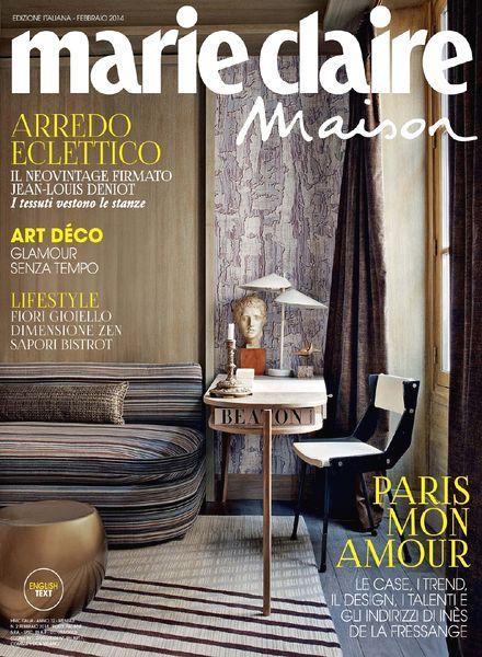 Marie claire maison france 2015 google paieška decor interior designinterior design magazineelle