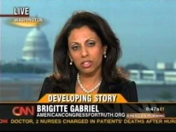 Brigitte Gabriel on CNN