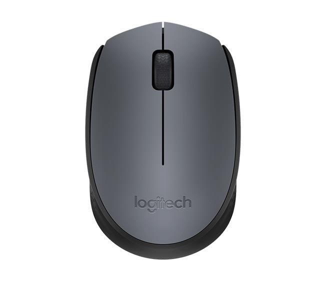 LOGITECH M171 Wireless Mouse BLACK