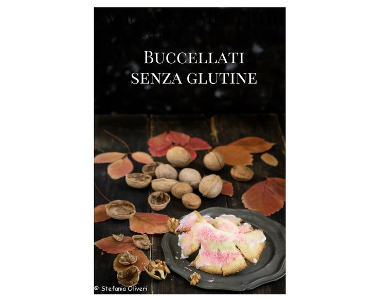 Buccellati, biscotti siciliani con pasta frolla con strutto e senza glutine