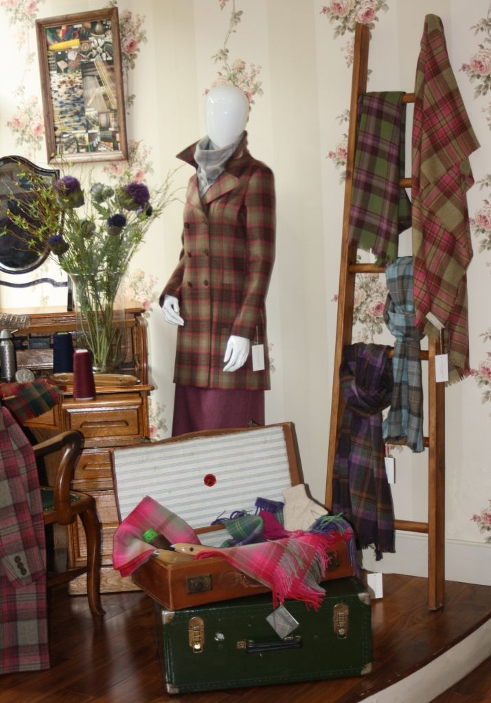 Our Scottish Tourist Board 5 Star Visitor Attraction offers a warm and friendly welcome. Exclusive collections of knitwear, coats and jacket...