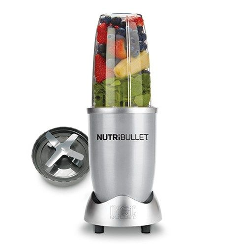 Nutribullet  - Part Of A List Of Appliances Featured By Change In Seconds http://www.changeinseconds.com/shop/kitchen/appliances/