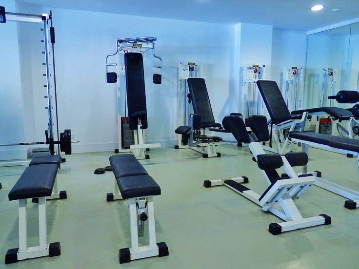 At the fully equipped #Health Club of Grecian Sands Hotel #Cyprus you can complete your #workout while on #vacation! #gym #fitness http://bit.ly/1AhhE83