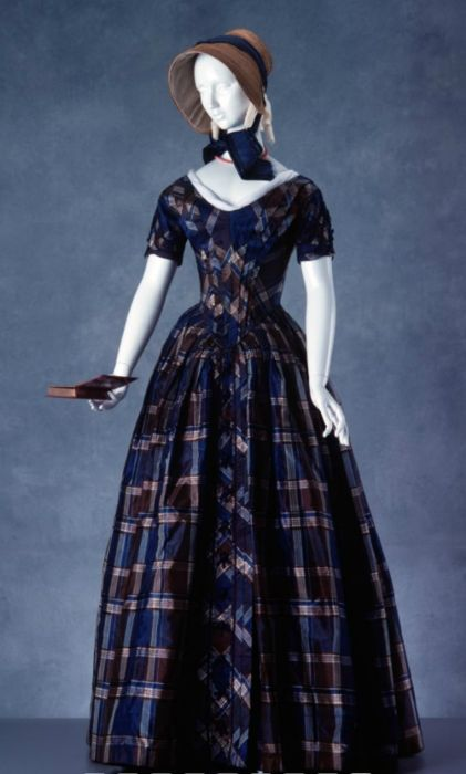 Day dress ca. 1840-1850
