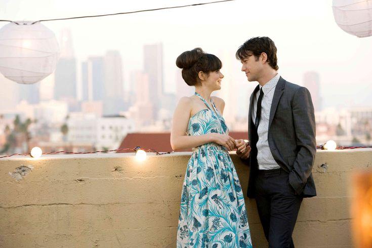summerFilm, Romantic Movie, Joseph Gordon Levitt, Dresses, Summer, Movie Night, Zooeydeschanel, Zooey Deschanel, 500
