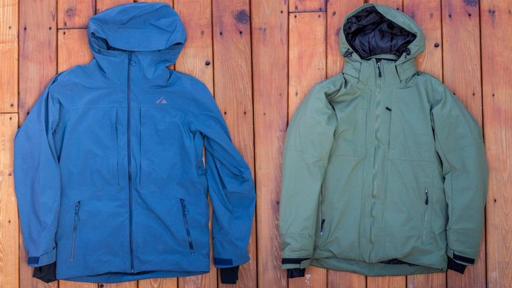 Battle of the Ski Jackets: Budget vs. High End
