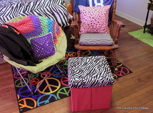 1000 images about girls cute bedroom ideas on pinterest for Cute zebra bedroom ideas