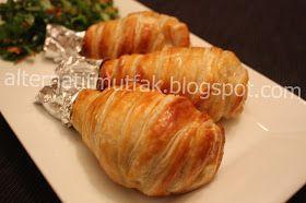 Alternatif Mutfak: Milföye Sarılı Tavuk Baget