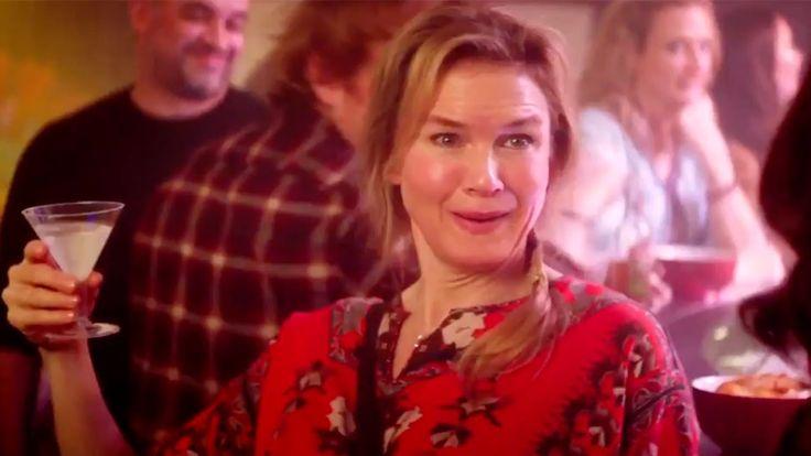 Twaalf jaar na de eerste 'Bridget Jones'-film, kruipt Renée Zellweger voor de derde keer in de huid van de klungelige en charismatische dame. Bekijk de trailer van deze romantische komedie, getiteld 'Bridget Jones's Baby'.