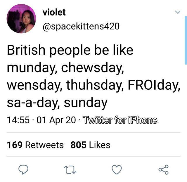 British People Be Like British Memes British Accent British People