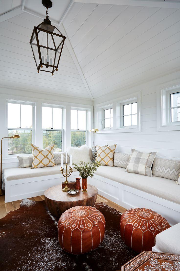 Designer Sarah Richardson created this dreamy retreat