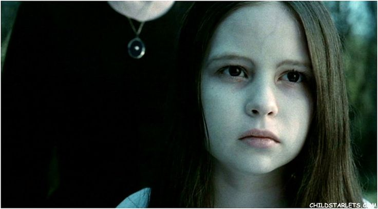 """Daveigh Chase """"Th..."""