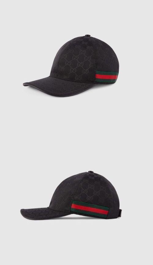 Hats 163543  Gucci Hat Black 474cac74fd5