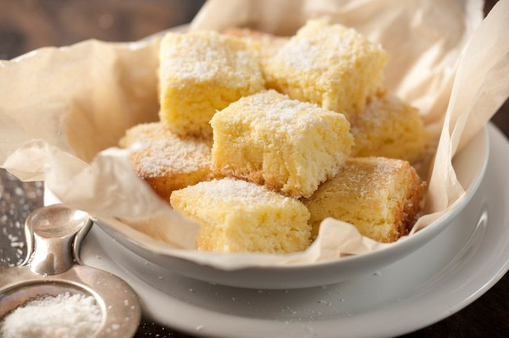 Brownie de coco | Maru Botana