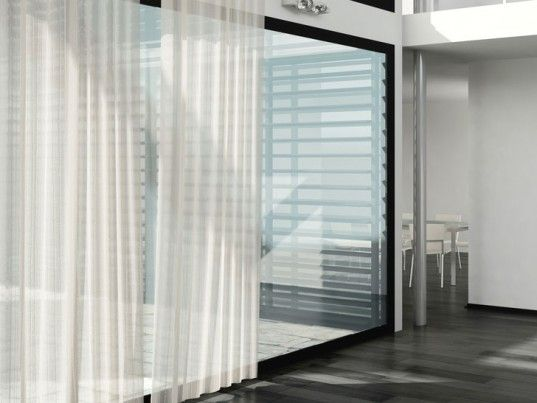 Light Activated Smart Curtains Could Cut Energy Bills by Half - Inhabitat