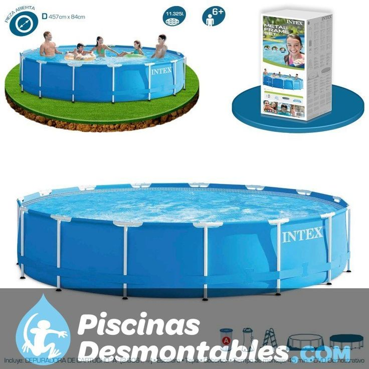 17 best images about on for Construir piscina economica