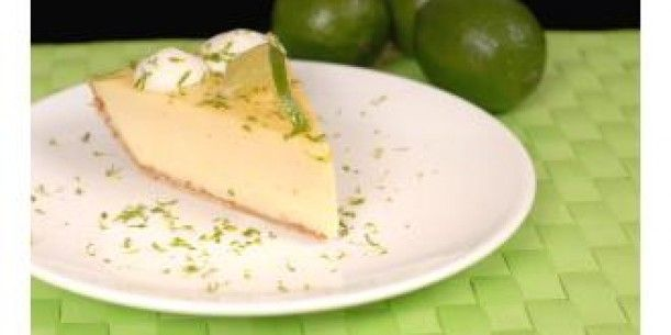 Key Lime Pie | Stay at Home Mum