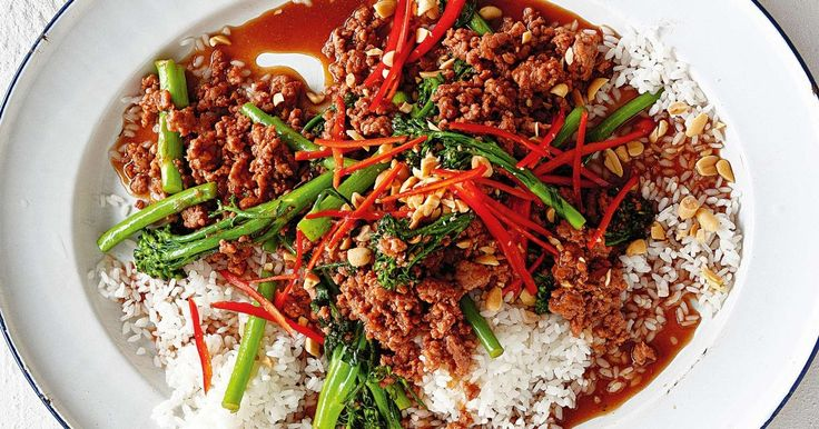 This speedy stir-fry is full of fabulous Asian flavours.