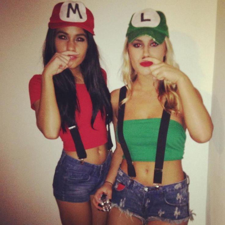 mario and luigi mustache you a question - Halloween Costume Ideas Mustache