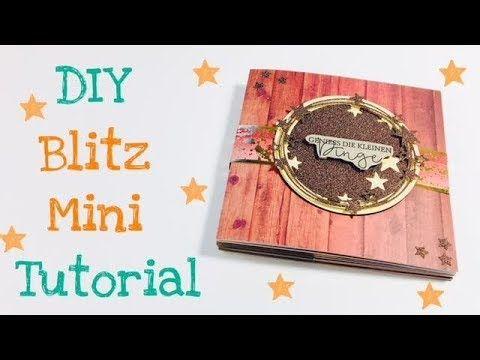 Blitz Mini Album [tutorial | deutsch] - YouTube
