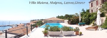 #Villa #Molova,  #Molyvos, #Μήθυμνα, #Lesvos, #Greece