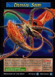 Colossal Squid | Wierd N'wild Creatures Wiki | FANDOM powered by Wikia