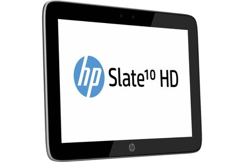 Tablette tactile Hp SLATE 10 HD 3500EF SILVER prix promo Darty 299.00 € TTC