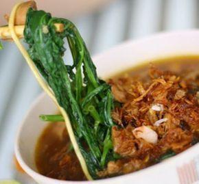 Resep Mie Kangkung dan cara membuat | BacaResepDulu.com
