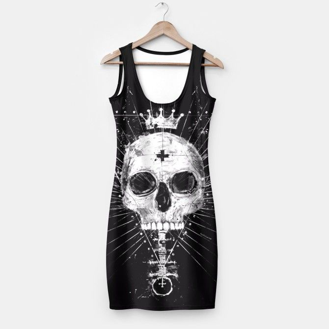 Skull ::: Dress