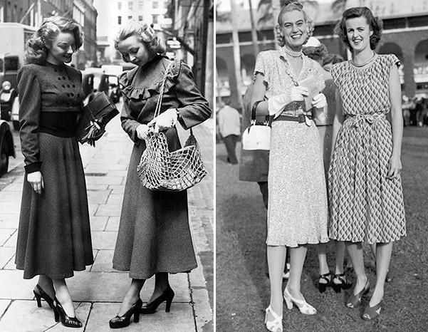 Фотохроники 1940-х годов