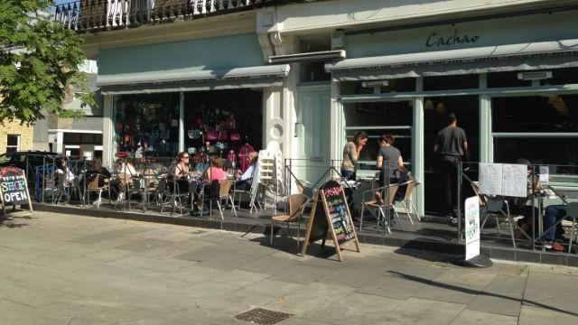 Cachao Toy Store - Cachao is a colourful toy shop in London's leafy Primrose Hill. Moments from Regent's Park, the store sells everything from wooden toys and helium balloons to children's clothes and puzzles. Complete your visit with a leisurely meal at the Toy Cafe next door.