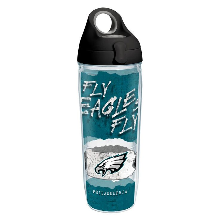 NFL Philadelphia Eagles Statement 24 oz. Double Walled Insulated Water Bottle