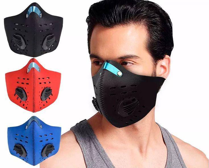 Lote de 3 mascaras de neopreno  #Soporte #mascaras #Bicicleta #Paseo #Regalo #México #ciclismo