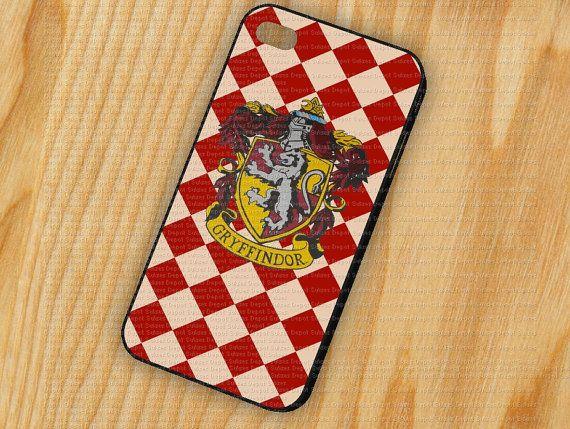 Hoghwart School  Griffindor iPhone 5 iPhone 4  4S by DepotSukses, $14.79