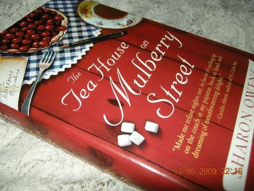 The Tea House on Mulberry Street: Sharon Owens: