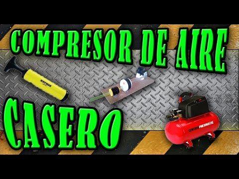 compresor de aire casero. en este tutorial te muestro como hacer un mini compresor de aire totalmente casero, casero es funcional.