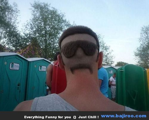 bad haircut hairs style people fashion funny pictures fun images bajiroo photo humor 21 Funny Hairstyle You Never Seen Before (53 Photos)