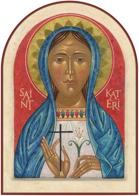 St. Kateri Icon - Google Search