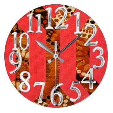 "Title : 233, Geometric, Abstract, Modern, Red Hue Print Large Clock  Description : ""Fabric-Collections"", ""Luxury-Printed-Fabrics"", ""Interior-Design-Fabrics"", ""Home-Décor-Fabrics-Fashions"", Florals, Damask, Marble, Velvet, ""Outdoor-Fabrics"", ""Faux Leather"" ""Upholstery-Weaves"", Jacquard, Textiles, ""Contemporary-Style"", ""Modern-Design"", ""Floral-Patterns"", Canvas, ""Geometric-Prints, Taffetas, Chenille, Metallic, Tweed, Landscapes, Gardens, Oriental, Stripes, Circles, Squares, Lines, Patchwork…"
