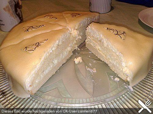 Bayrisch - Creme Torte