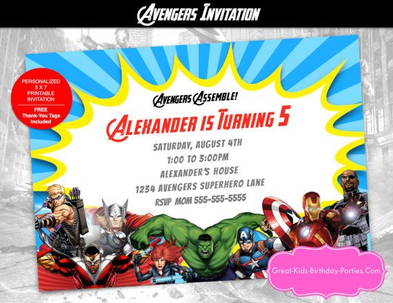 311 best images about superhero party on pinterest