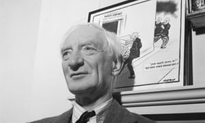 Sir William Beveridge, whose report formed the basis of the British welfare state.