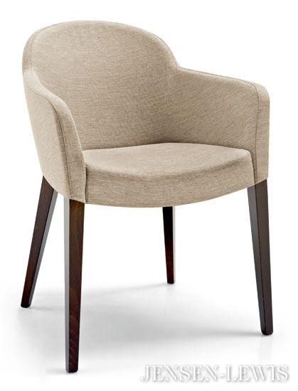The Gossip Dining Chair at Jensen Lewis Furniture