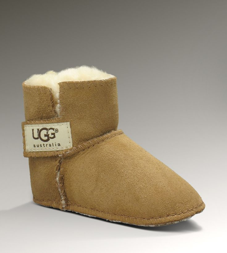 Baby Uggs, oh the days when my kids were babies and they wore these.