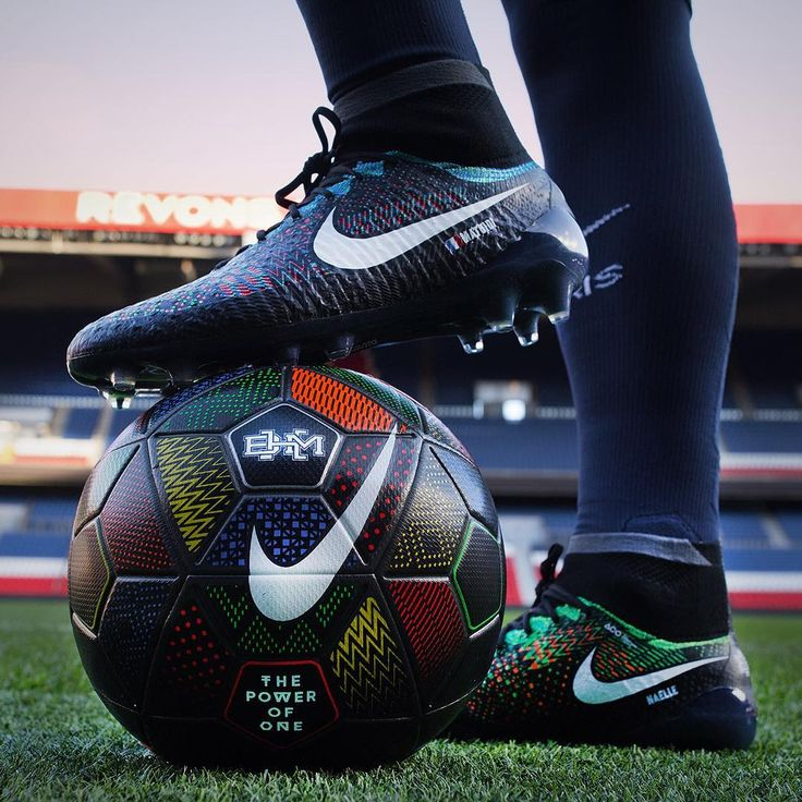 """Wear with pride. Play with purpose.  The new Nike Football Black History Month collection is coming to the Nike Football App February 12th. #Magista #Ordem"""